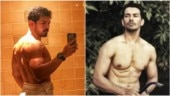 Abhinav Shukla posts picture in just a towel, fans go gaga over his pert derriere