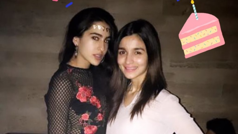 Sara Ali Khan wishes Alia Bhatt happy birthday with cute photo, says