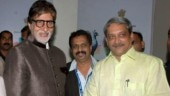Manohar Parrikar dies at 63: Amitabh Bachchan leads Bollywood in saying we will miss you