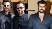 Arjun Kapoor has a hilarious response to Anil Kapoor and Anand Ahuja's boys' day out.