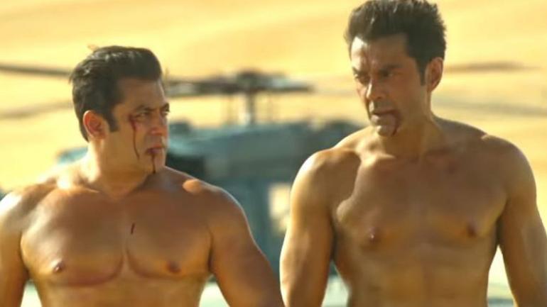 Salman Khan and Bobby Deol