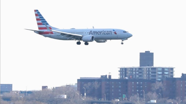 US: Trump calls for immediate grounding of Boeing 737 Max 8