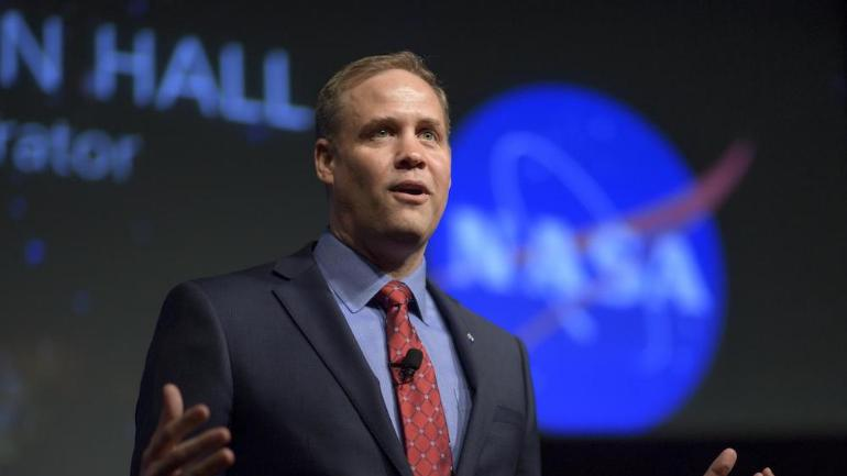 First person on Moon likely to be a woman: Nasa chief