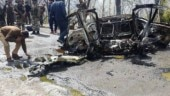 Security concerns re-emerge after car blast in J&K's Banihal