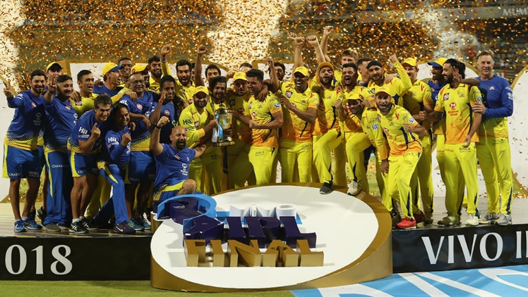 Chennai Super Kings will start the IPL 2019 as the defending champions