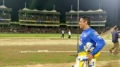 '12,000 fans at practice match just a teaser': Decoding Chennai's love for CSK