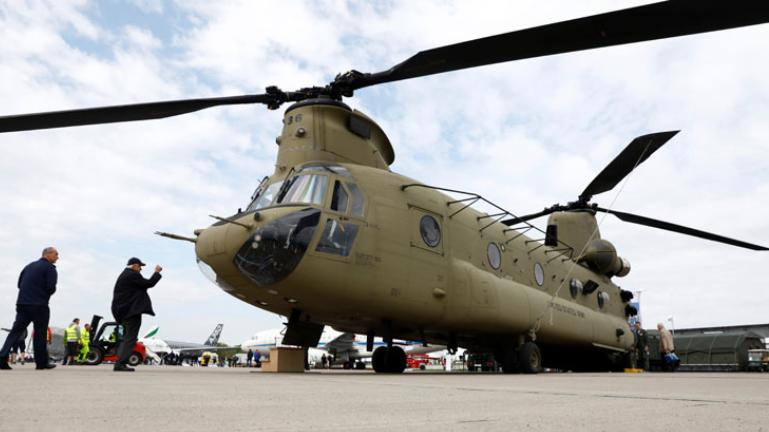 Indian Air Force to finally get Chinook helicopters amid India-Pak