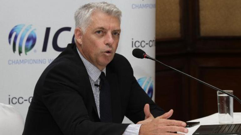 CEO Dave Richardson says security at the World Cup in England and Wales will be the ICC's top priority (AP Photo)