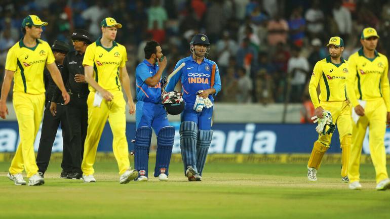 India Vs Australia 2nd Odi Broadcast