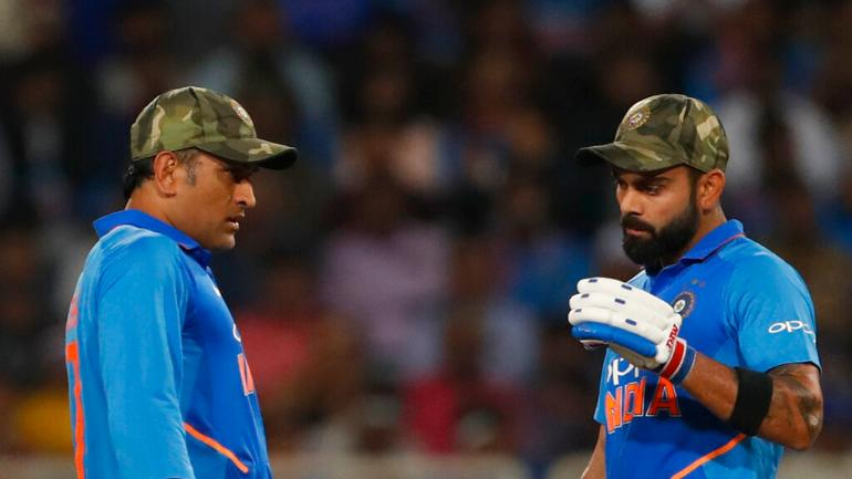 Pakistan Wants Icc Action Against Team India For Wearing Army Caps
