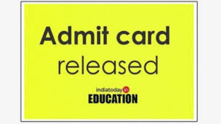 Nalanda Open University admit card released!