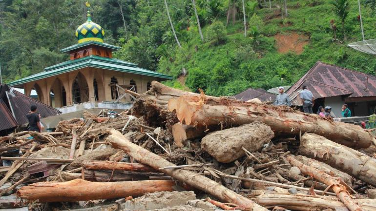 Flash floods kill at least 42 in Indonesia's Papua province