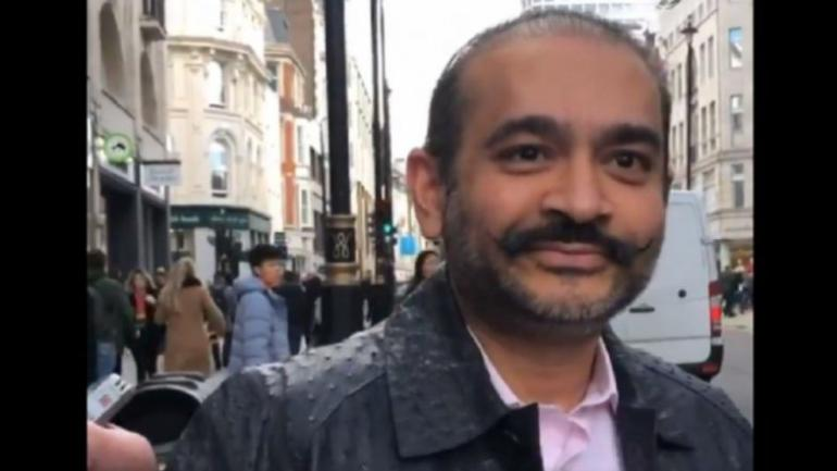 Nirav Modi spotted in London in Rs 9 lakh jacket