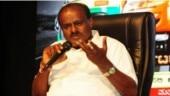 BJP demands Karnataka CM Kumaraswamy's resignation for disclosing I-T raids