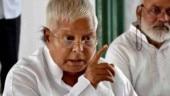 Supreme Court agrees to hear Lalu Prasad's bail plea, seeks CBI's reply