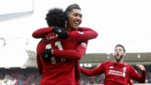 Premier League: Firmino and Mane sink Burnley to keep Liverpool in the race