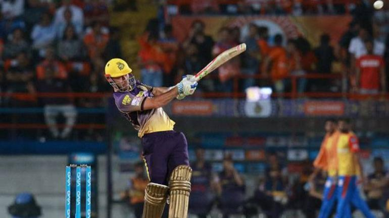 Chris Lynn will be expected to play a crucial role again for Kolkata Knight Riders this season (BCCI Photo)
