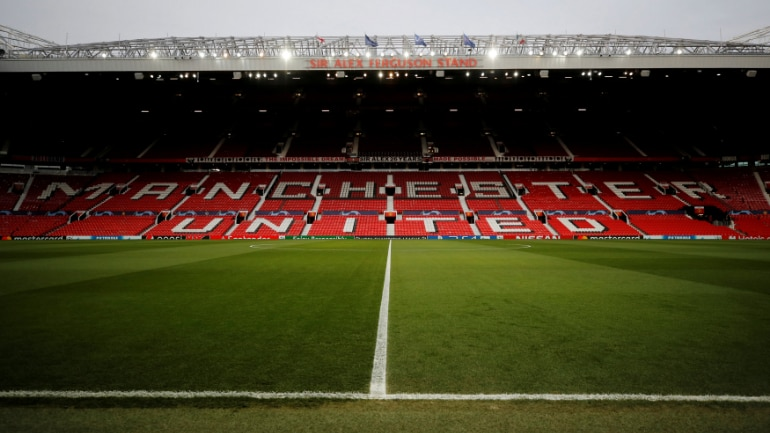 Manchester United have raised their ticket prices for Barcelona supporters travelling to Old Trafford to subsidise their fans (Reuters Photo)