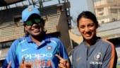Smriti Mandhana, Jhulan Goswami continue to top ICC women's ODI player rankings