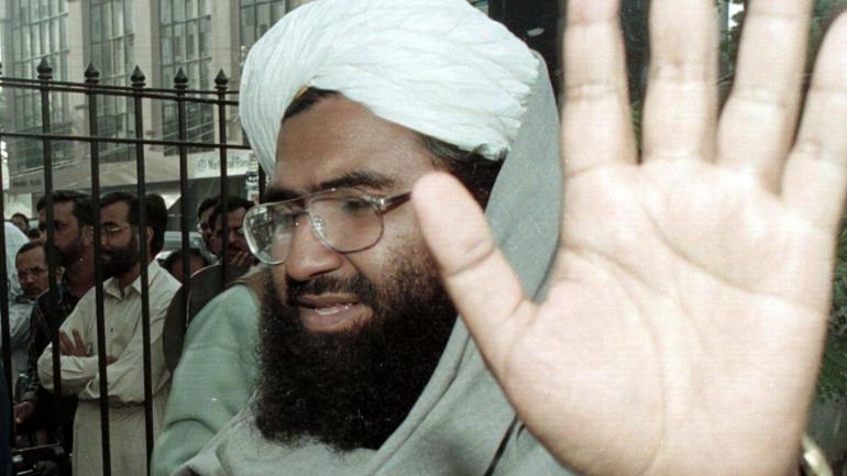 India gives audio tapes as evidence linking Masood Azhar to Jaish-e-Mohammed, sources say