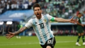Lionel Messi back in Argentina squad for first time since 2018 World Cup