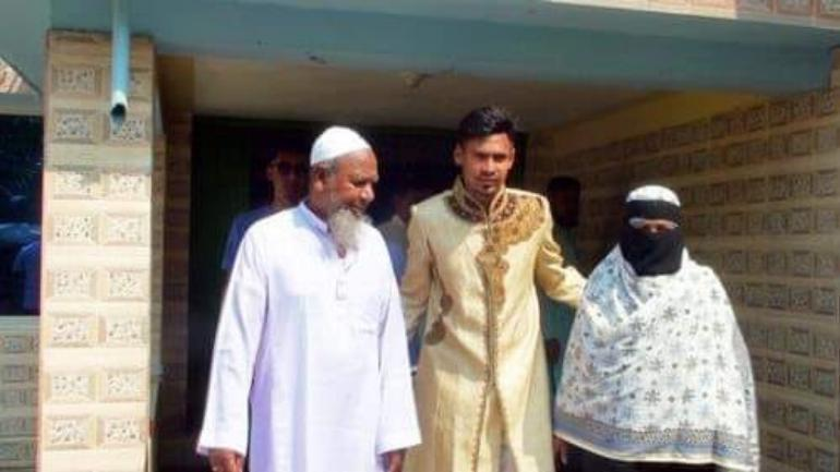Bangladesh Pacer Mustafizur Rahman Gets Married To Samia