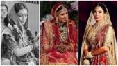 What Shloka Mehta, Nita Ambani and Isha Ambani wore on their wedding day. Rare pics