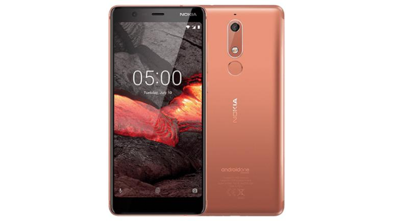 Nokia 5.1 gets updated to Android Pie soon after Nokia 3.1