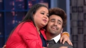 When Bharti Singh took Naagin 3 actor Pearl V Puri's fitness test