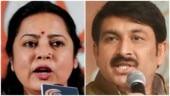 Meenakashi Lekhi most vocal in Parliament, Manoj Tiwari was least among Delhi MPs