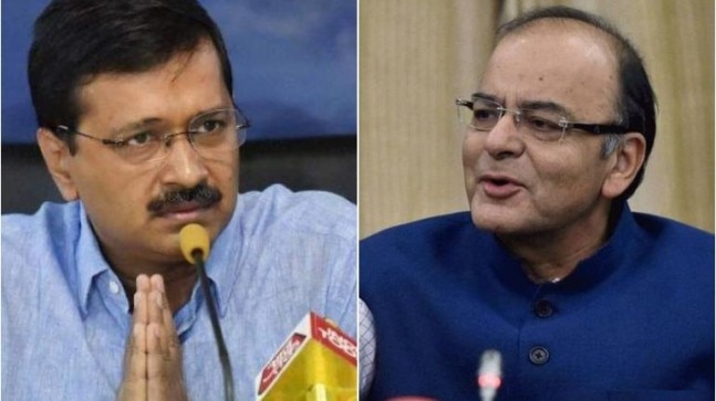 arun jaitley calls out kejriwal for trying to tie up with congress he has an advice for jaitley. Black Bedroom Furniture Sets. Home Design Ideas
