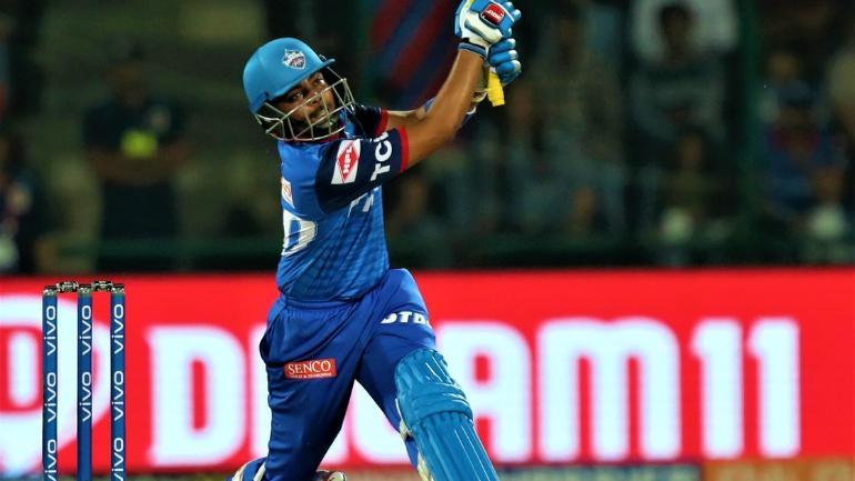 DC vs KKR, IPL 2019: Prithvi Shaw's maiden IPL hundred gives