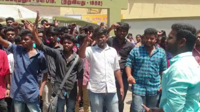 Pollachi Sex Abuse Case Student Fury In Tamil Nadu As -2944