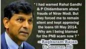 Fact Check: Viral post on Raghuram Rajan, Rahul Gandhi and Nirav Modi is false