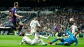 Ivan Rakitic gives Barcelona second El Clasico win in four days at Real Madrid