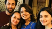 Neetu Kapoor shares emotional post as Ranbir Kapoor and Alia Bhatt win Best Actor awards. See pic