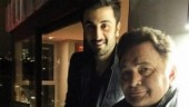 Ranbir Kapoor on dad Rishi Kapoor's health: He will be back very soon