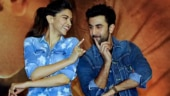 Exes Deepika Padukone and Ranbir Kapoor goof around in BTS video from new commercial
