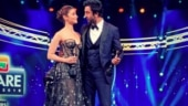 Alia Bhatt declares love for Ranbir Kapoor at awards show and his reaction is priceless. Watch video