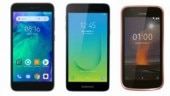 Redmi Go vs Samsung Galaxy J2 Core vs Nokia 1: Price, specs of Android Go phones compared