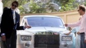 Has Amitabh Bachchan sold his Rolls Royce worth Rs 3.5 crore gifted by Vidhu Vinod Chopra?