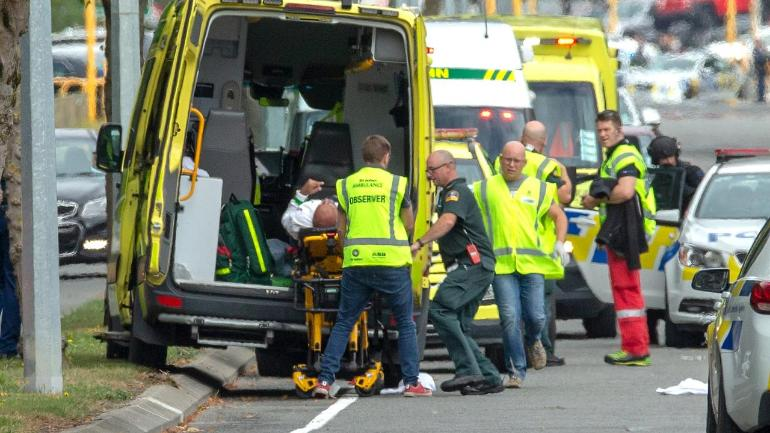 Christchurch Shooting Livestream Image: Christchurch Shootings: Teenager Booked For Distributing