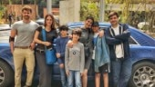 Sonali Bendre goes on brunch date with Hrithik Roshan, Sussanne Khan and kids. See pic