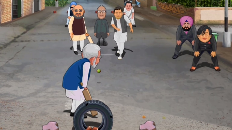 So Sorry Gully Cricket: A video game-changer in election season