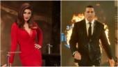 Twinkle Khanna hilariously trolls Akshay Kumar for setting himself on fire