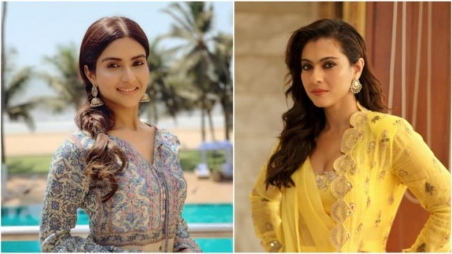 Notebook actress Pranutan Bahl on aunt Kajol: I admire her but don't want to emulate her