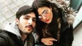 Sushmita Sen shares loved-up selfie with boyfriend Rohman Shawl from London