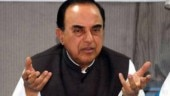 Can't be Chowkidar, I'm Brahmin: Subramanian Swamy