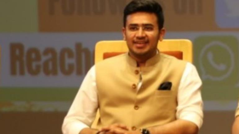 Who is Tejasvi Surya, the 28-year-old BJP candidate from