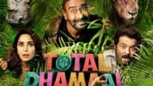 Total Dhamaal box office collection: Madhuri Dixit and Ajay Devgn film crosses Rs 150-cr mark in India
